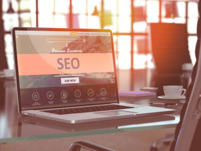 laptop, SEO - six undeniable reasons to invest in seo