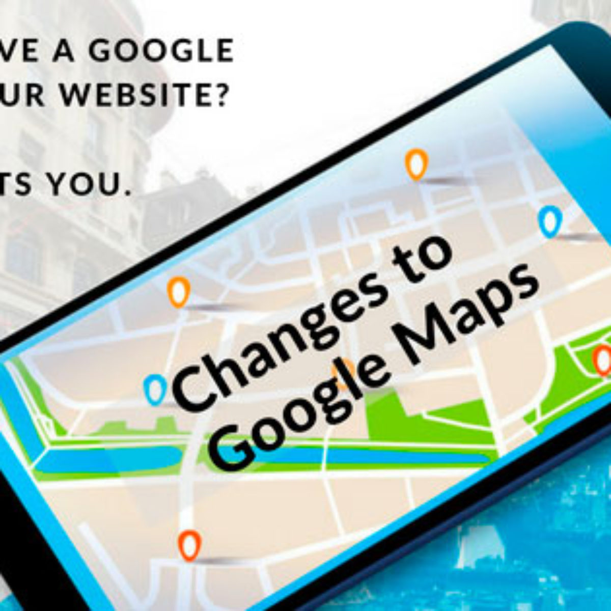 Google Maps Changes To Products Pricing