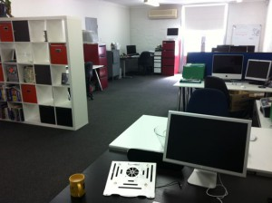After the KND Office refit