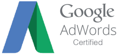 google adwords certification - we're proud google partners