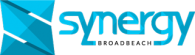 synergy broadbeach logo knd customer ux design