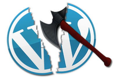 word press hacking - we can help repair your website